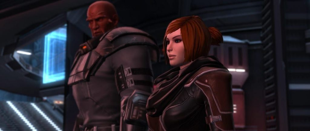 Play Swtor game